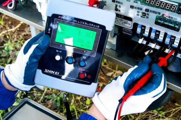 新栄電子計測器のPVR-1000
