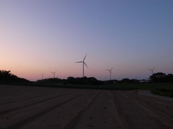 大型風力発電の経験を糧に、再エネの定着を