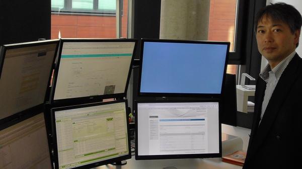 ドイツのO&Mプロバイダー グリーンテック社でも「遠隔監視システムが鍵」という