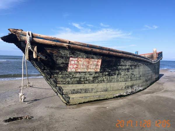 北朝鮮からの漂着船