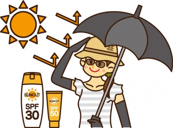 紫外線はお肌に悪いのと同様、インシュロックも劣化させる