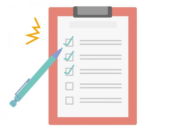 適切な保守点検は、速やかに実施し継続的に記録を保存しなければならない